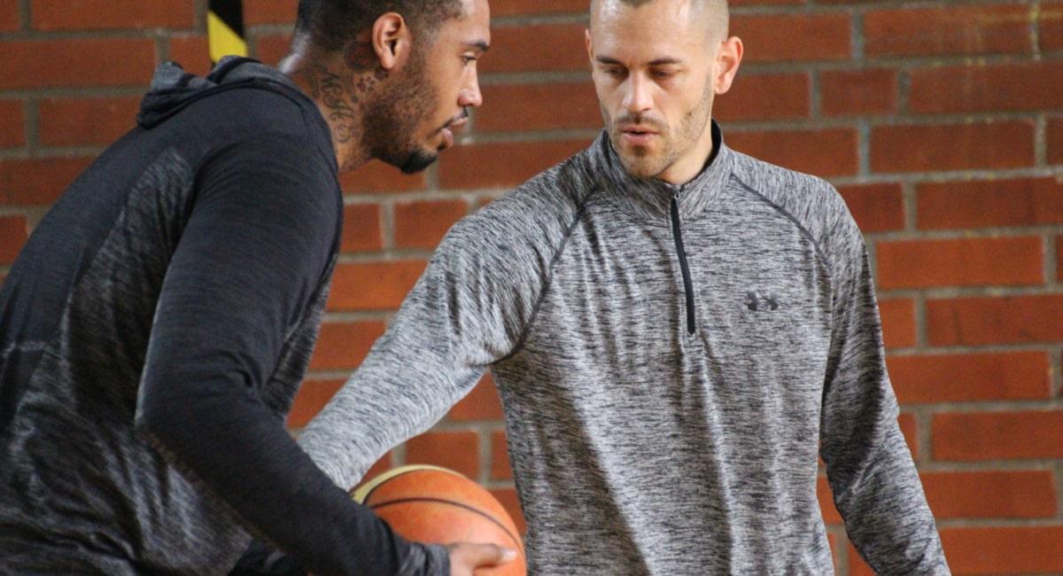 Paul Gudde - Basketball Coach